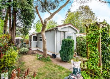 Thumbnail 2 bedroom mobile/park home for sale in Chandlers Lane, Chandlers Cross, Rickmansworth