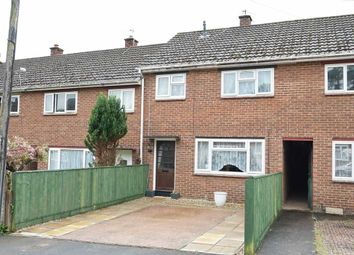 Thumbnail 3 bed terraced house for sale in Sunningbrook Road, Tiverton