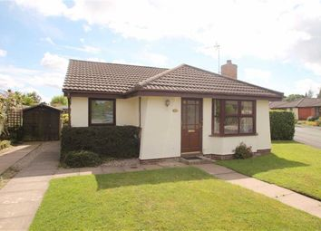 Thumbnail 2 bed detached bungalow to rent in Ambleside Road, Oswestry