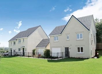 Thumbnail 3 bed detached house for sale in The Richmond, Saxon Way, Kingsteignton, Newton Abbot