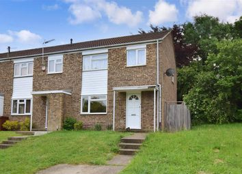 Thumbnail 3 bed semi-detached house for sale in Wordsworth Close, Walderslade, Chatham, Kent