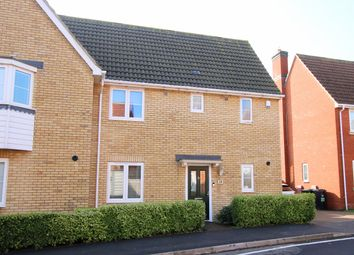 Thumbnail 3 bedroom semi-detached house for sale in Elm Road, Dunmow