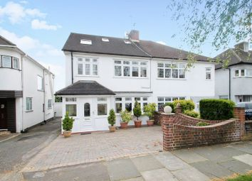 Thumbnail 4 bed semi-detached house for sale in Whitegate Gardens, Harrow Weald, Harrow