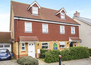 Thumbnail 4 bed semi-detached house for sale in Lady Winter Drive, Minster On Sea, Sheerness