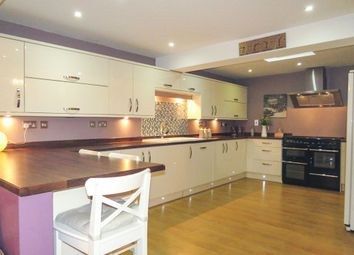 Thumbnail 3 bed detached house for sale in Lewes Close, Boyatt Wood, Eastleigh