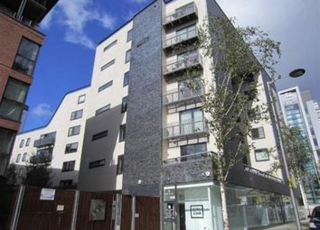 Thumbnail 2 bed flat for sale in Icon 25, 114 High Street, Manchester