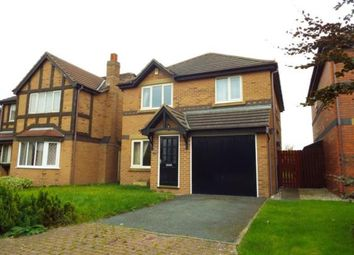 Thumbnail 4 bedroom detached house for sale in Mallard Court, Blackpool, Lancashire, .