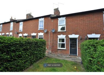 Thumbnail 1 bed terraced house to rent in Crispin Terrace, Hitchin