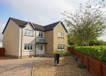 Thumbnail 5 bed detached house for sale in Marshall Gardens, Kilmaurs