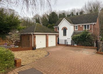 Thumbnail 4 bed detached house for sale in Cottage Gardens, Great Billing, Northampton