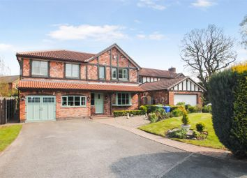 5 bed detached house for sale in Chiswick Gardens, Appleton, Warrington WA4