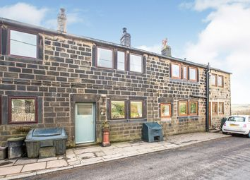 Thumbnail 2 bed terraced house for sale in Knowl Top, Heptonstall, Hebden Bridge, West Yorkshire