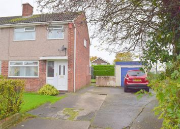 Thumbnail 3 bed semi-detached house for sale in Cavalier Drive, Blacon, Chester