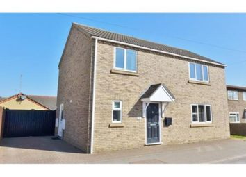 Thumbnail 3 bed detached house for sale in Stonald Road, Whittlesey, Peterborough