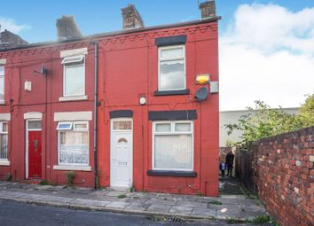 Thumbnail 2 bed end terrace house for sale in Runic Street, Liverpool