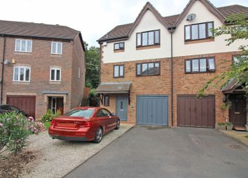 Thumbnail 4 bed town house for sale in Greyfriars, Bridgnorth