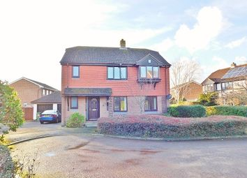 Thumbnail 4 bed detached house to rent in Mulberry Avenue, Stubbington, Fareham