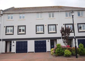 Thumbnail 4 bed terraced house for sale in Gwynt Y Mor, Conwy