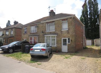 Thumbnail 4 bed semi-detached house for sale in Osborne Road, Wisbech
