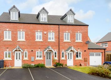Thumbnail 3 bed town house for sale in Hatfield Grove, Sheffield