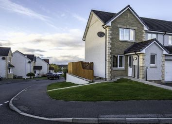 Thumbnail 3 bed semi-detached house for sale in Greenwood Gardens, Inverness