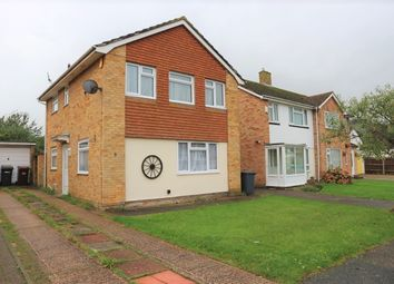 Thumbnail 3 bed detached house for sale in Wenthill Gardens, Eastbourne
