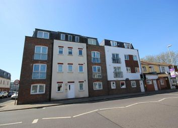 Thumbnail 2 bedroom flat to rent in Amber Court, Fratton Road, Portsmouth