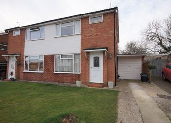 Thumbnail 3 bedroom semi-detached house for sale in Greenend Close, Spencers Wood, Reading, Berkshire