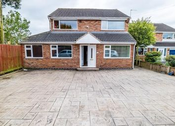 Thumbnail 4 bed detached house for sale in Tilton Drive, Oadby, Leicester, Leicestershire