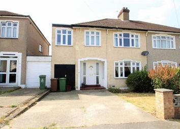 Thumbnail 4 bed semi-detached house to rent in Luddesdon Road, Erith, Kent