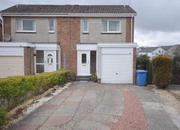 Thumbnail 3 bedroom semi-detached house to rent in Borthwick Drive, East Kilbride, South Lanarkshire