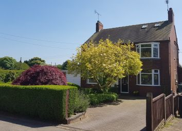 Thumbnail 3 bed semi-detached house for sale in Parkside, Madeley Nr Crewe