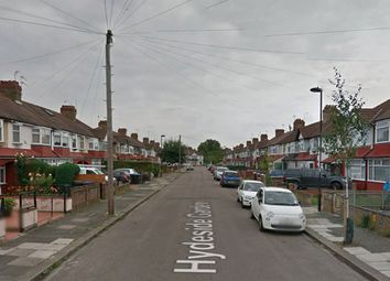 Thumbnail 4 bed terraced house to rent in Hydeside Gardens, London