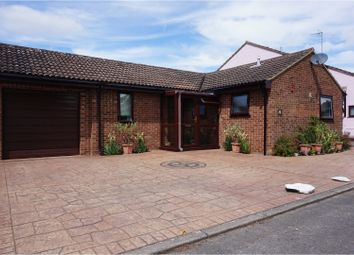 Thumbnail 2 bed detached bungalow for sale in Saddlers Place, Ipswich