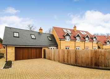 4 bed semi-detached house for sale in St. Leonards Close, Stagsden, Bedford MK43