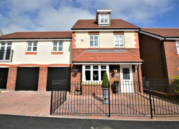 Thumbnail 3 bedroom town house to rent in Camberwell Drive, Walton Locks, Warrington
