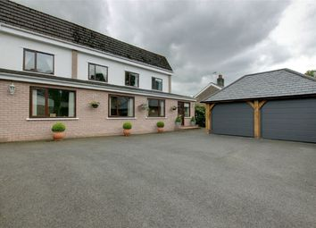 Thumbnail 4 bed detached house for sale in Rosewood House, Station Road, Brampton, Carlisle, Cumbria