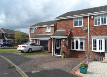 Thumbnail 2 bed semi-detached house for sale in Dalton Court, Wallsend