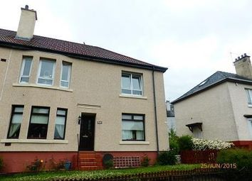 Thumbnail 2 bed flat to rent in Saxon Road, Glasgow