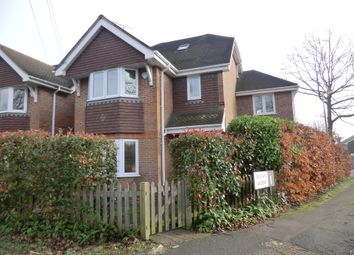 Thumbnail 4 bed detached house to rent in Watford Road, St Albans