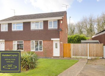 3 bed semi-detached house for sale in Craster Drive, Sellers Wood, Nottinghamshire NG6