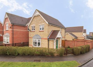 Thumbnail 3 bed detached house for sale in Heasman Close, Newmarket