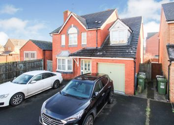 4 bed detached house for sale in Alder Avenue, Waterside Grange, Kidderminster DY10