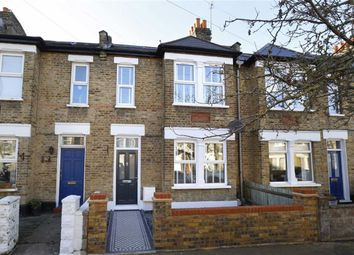 Thumbnail 3 bed terraced house for sale in Dupont Road, Raynes Park