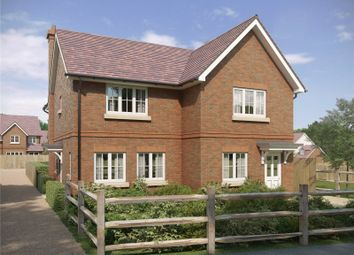 Thumbnail 2 bed semi-detached house for sale in The Paddocks, Warnford Road, Corhampton