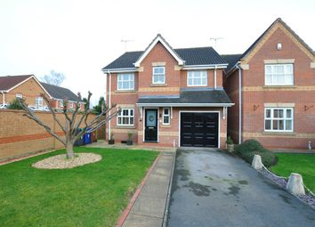 Thumbnail 4 bed detached house for sale in Maple Way, Branston, Burton-On-Trent