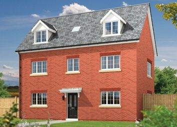 Thumbnail 4 bed detached house for sale in The Wordsworth Lawton Green, Alsager, Stoke-On-Trent