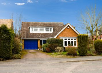 Thumbnail 3 bed detached house for sale in Orchard Close, Wolvey, Hinckley