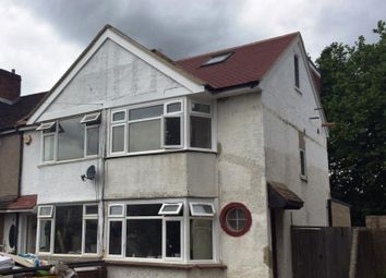 Thumbnail 4 bed semi-detached house to rent in Hounslow Road, Hanworth