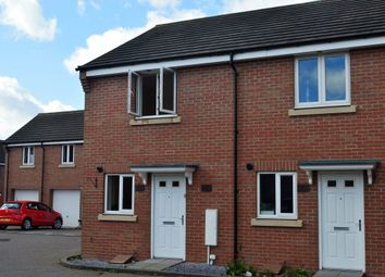 Thumbnail 2 bed terraced house to rent in Coldstream Court, Stoke, Coventry